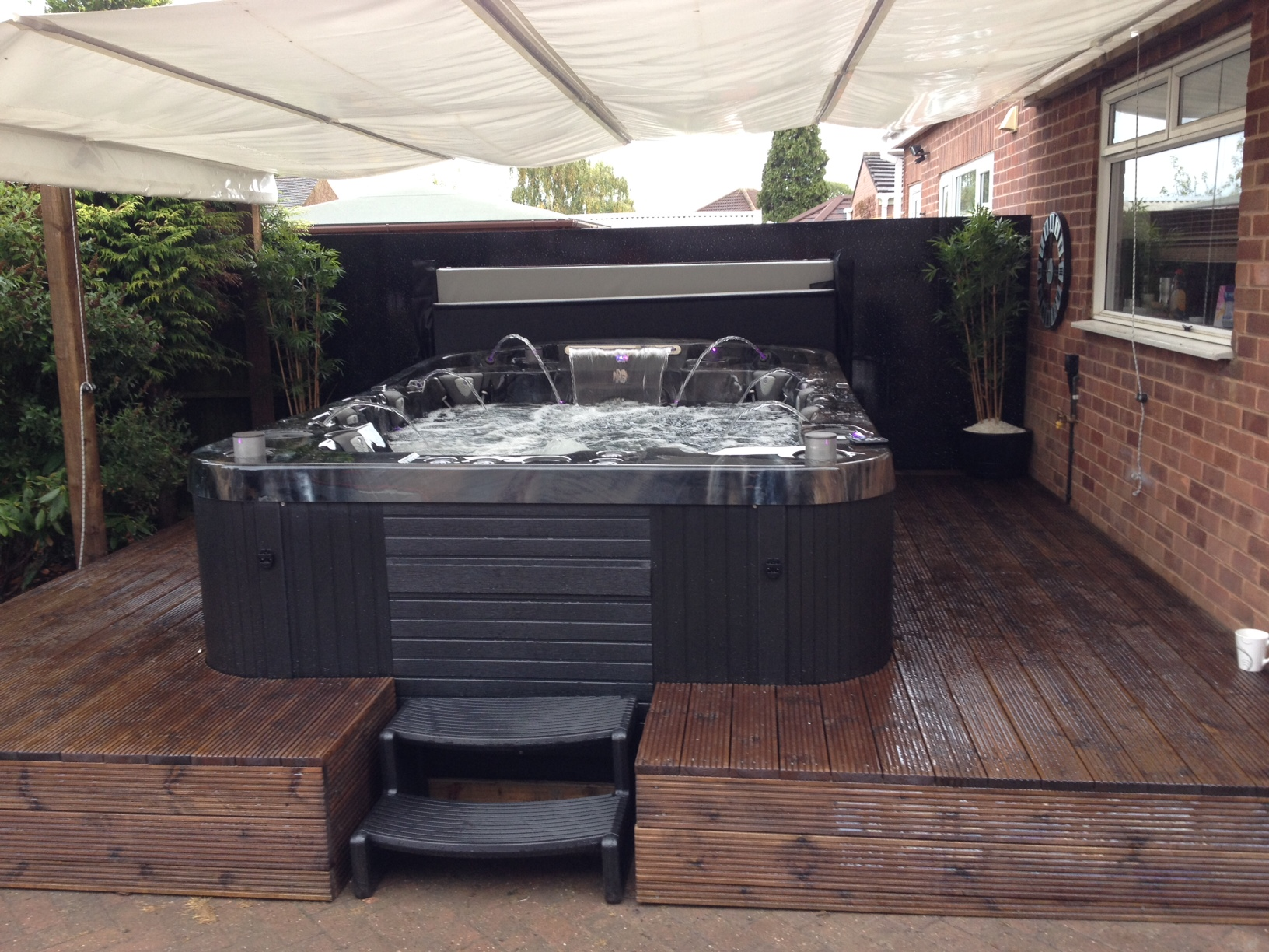 Coast Spas Mirage Curve Hot Tub Galley Common Review