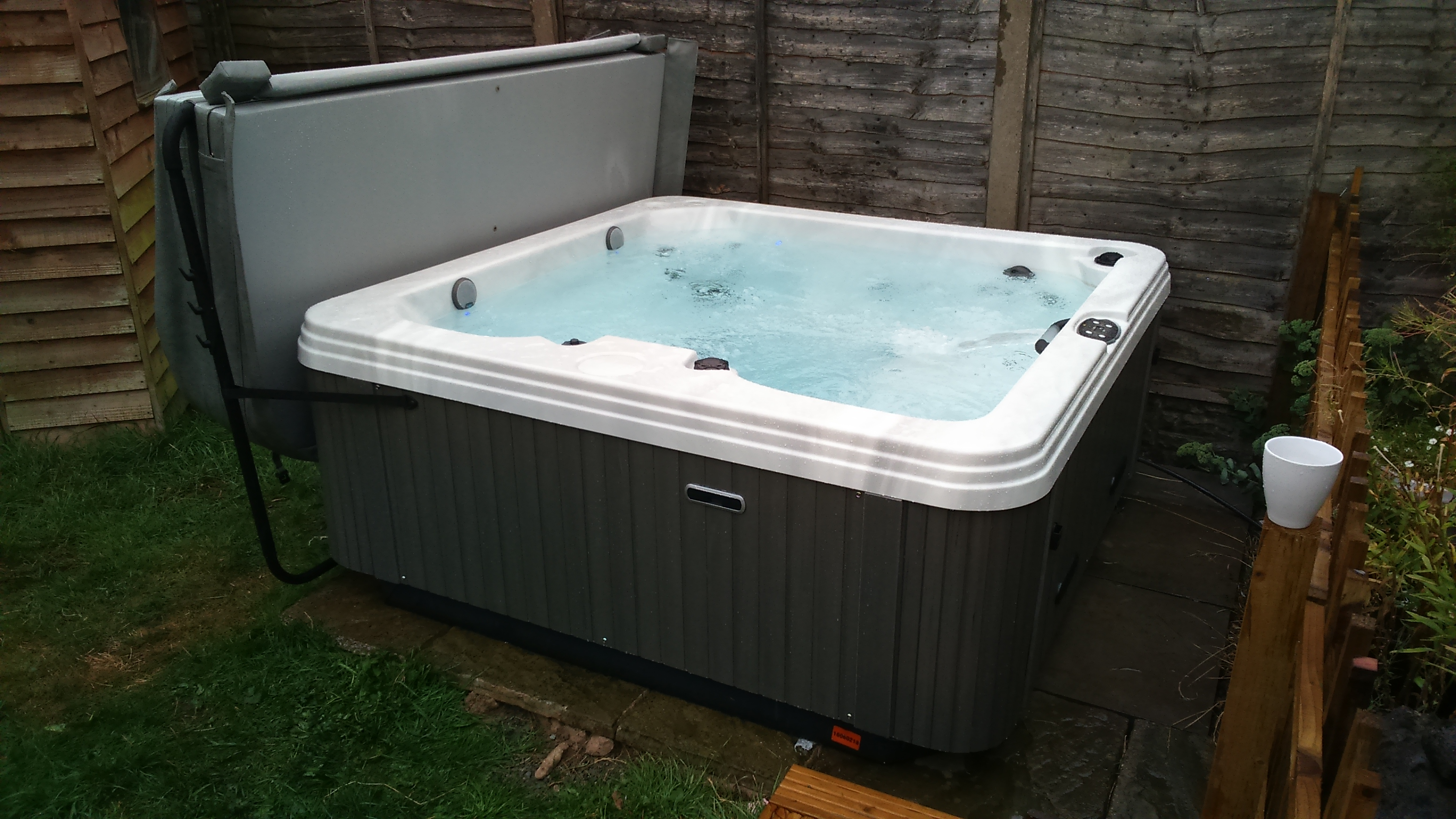 Regency Spas Baron Hot Tub Sutton Coldfield Review
