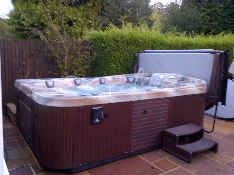 Coast Spas Mirage Curve Hot Tub Bedworth Review