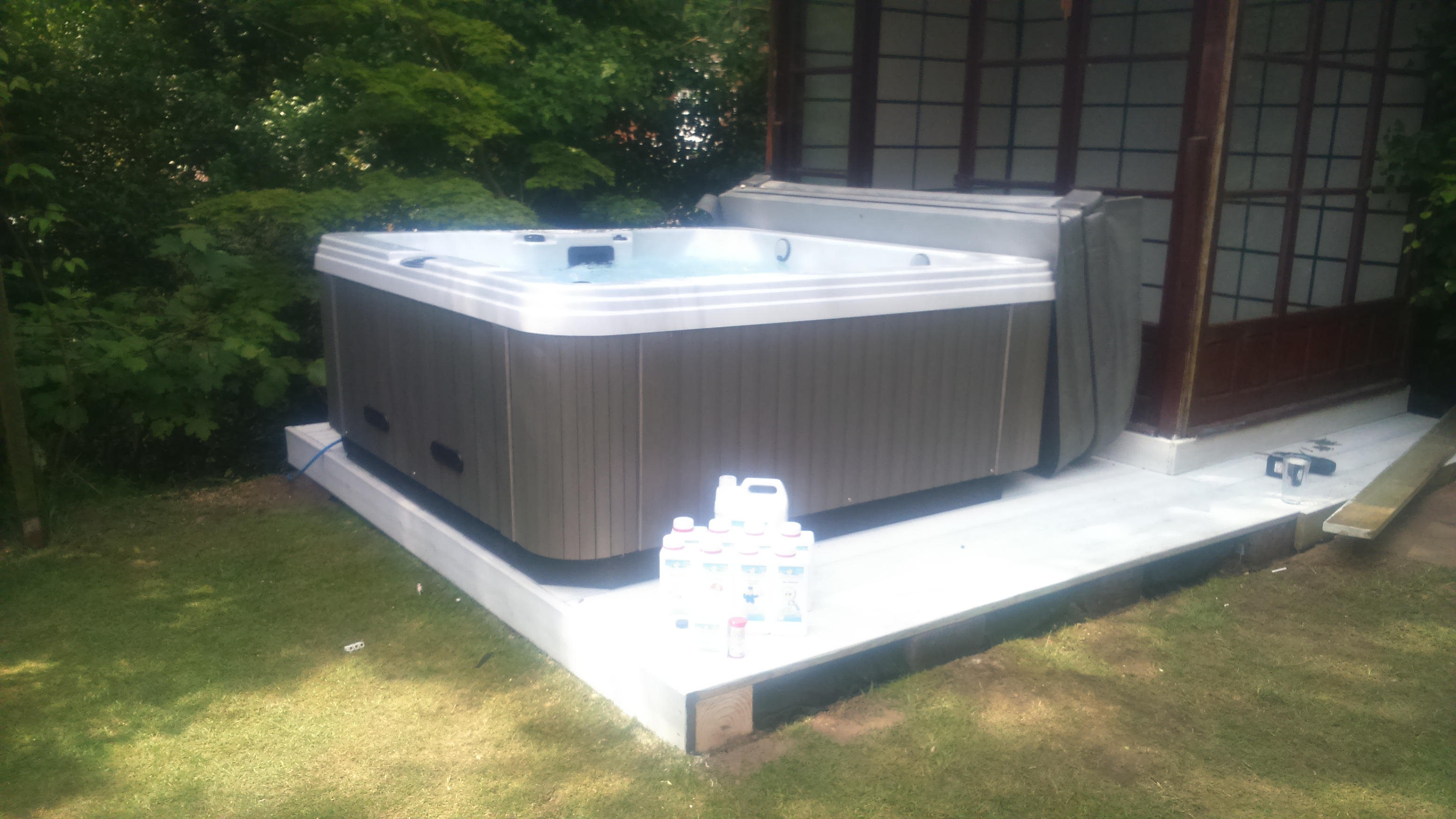 Regency Spas Baron Hot Tub Blackburn Review